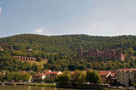 Heidelberg Foto de archivo - 5601277
