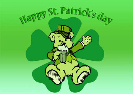 Happy St. Patricks day photo