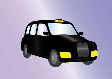 black cab photo