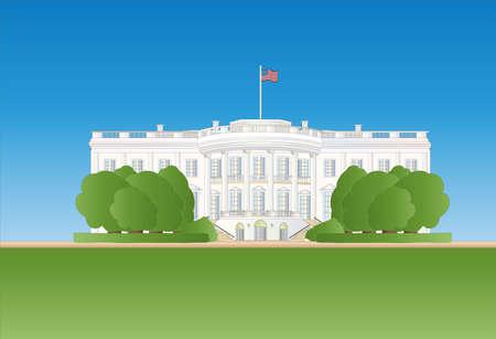 washington state: white house