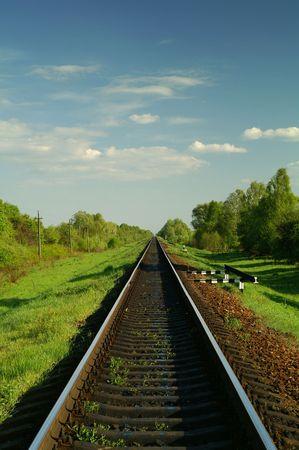 onward: Principales v�as de ferrocarril, ahora en adelante