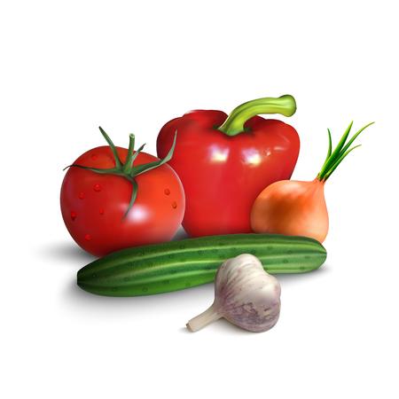 野菜や野菜農家の収穫、エキゾチックな熱帯ジューシーな果物、森林や庭の果実、ハーブスパイスやスパイシーな調味料や調味料。ベクター分離アイコンセット 写真素材 - 100910176