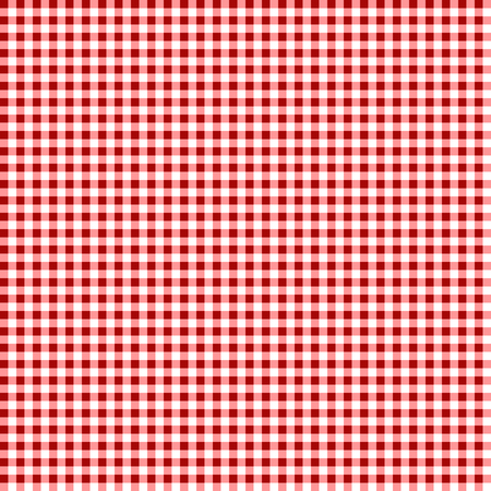 Picnic table cloth. Seamless checkered vector pattern. Vintage color plaid fabric texture. Archivio Fotografico - 103601141