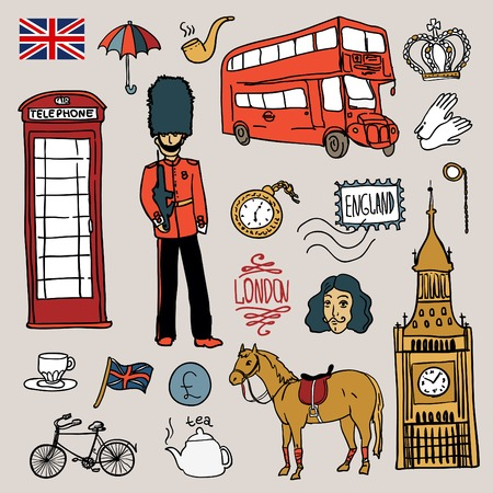 England set, Vector