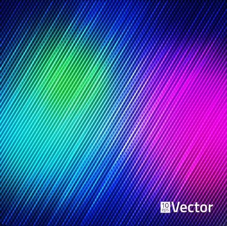 coloured background: abstract glowing background. Vector illustration.