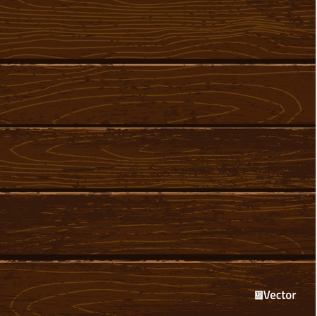 boarded: Abstract wood background.  + EPS10 vector file. Illustration