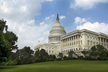 congressman: Us Capitol building the place where congress meets
