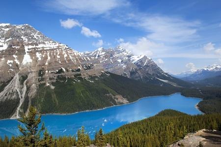 emerald lake.National Park, Banff Alberta, Canada.