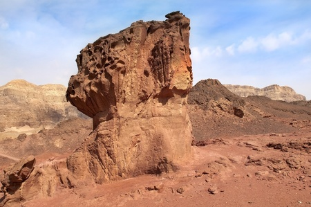 Timna Park, Israel Stock Photo - 12764778