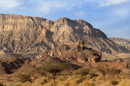 Timna Valley Park, Arava Desert, Israel photo