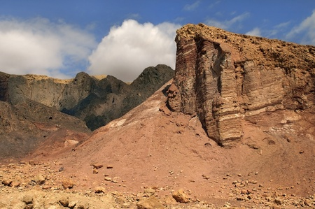 Timna Valley Park, Arava Desert, Israel Stock Photo - 12807141