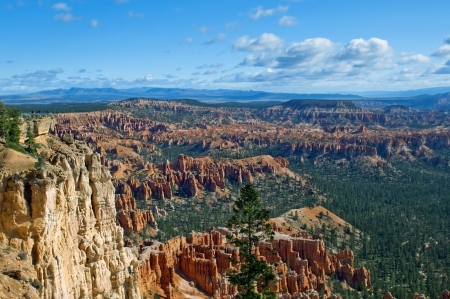 magnificent views of Bryce Canyon National Park, Utah, USA Stock Photo - 14126211
