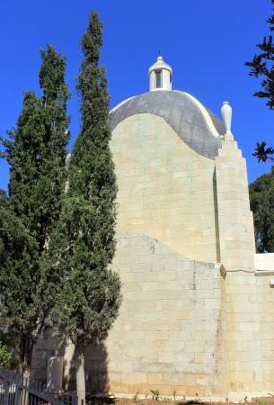 Church of Dominus Flevit in Jerusalem Stock Photo - 15258267