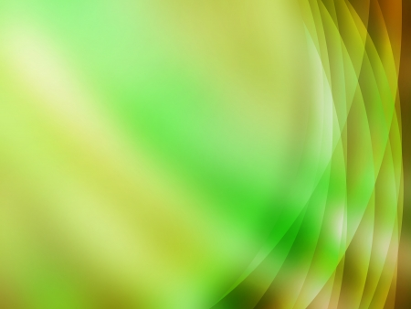 abstract background in green and yellow tones Stock Photo - 16126252
