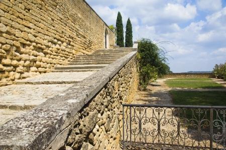 luberon: beautiful area of Luberon, Provence, France
