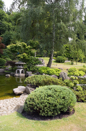 st james s: picturesque place in St James s Park, oldest of the Royal Parks of London, England Stock Photo