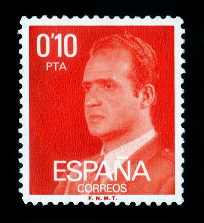 King of Spain Juan Carlos I