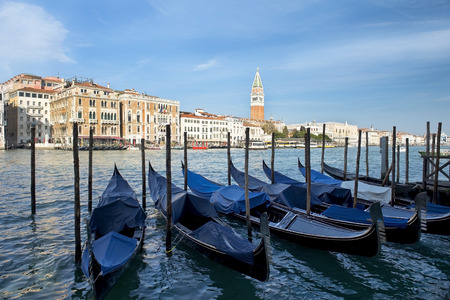 procuratie: ITALY, VENICE - November 20: gorgeous cityscapes of Venice - Mistress of the Adriatic, pearl of Italy  on November 20, 2014 in Venice