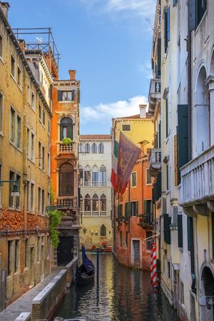 herrin: romantische Stadtlandschaft des alten Venedig - Herrin der Adria