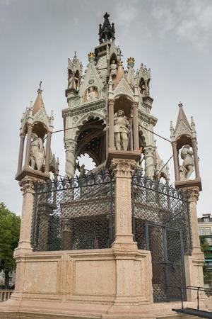 duke: Brunswick Monument, mausoleum in Geneva, Switzerland to commemorate the life of Charles II, Duke of Brunswick