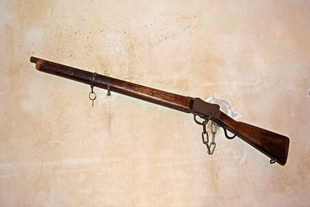 british 303 Martini–Enfield Mk I Carbine from the time of the First World War