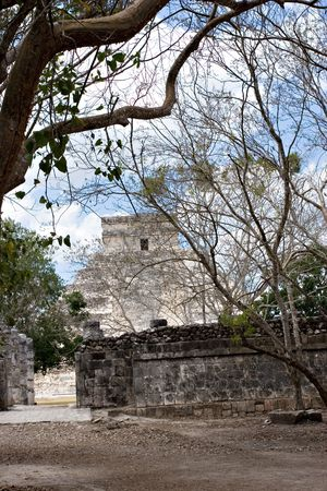 archaeological sites: Chichen Itza in the Yucatan was a Maya city and one of the greatest religious center and remains today one of the most visited archaeological sites