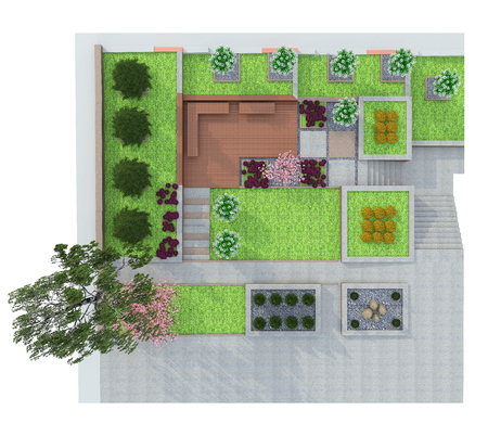 landscape architecture: Landscape architecture and design in your garden