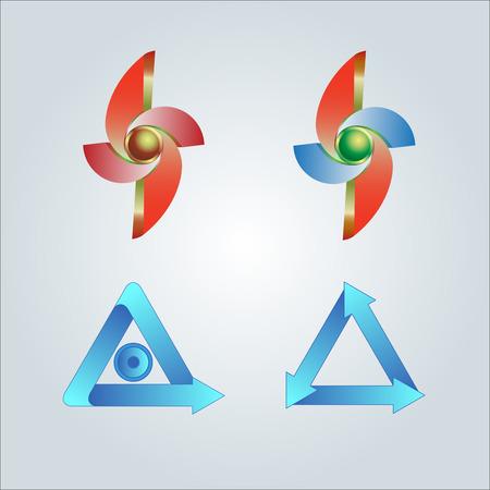 company: Logo for the company