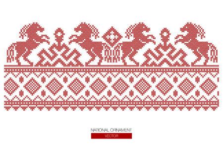 Ornament pattern background