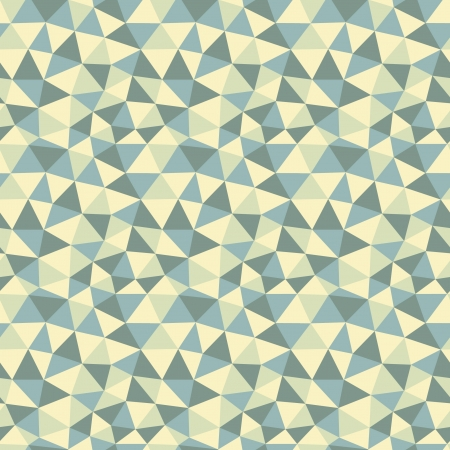 Retro style abstract seamless background Vector