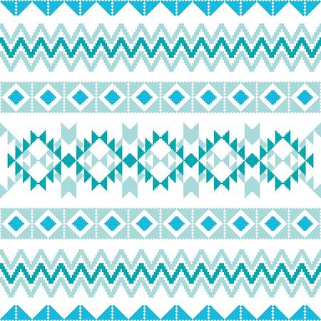pullover: Gestrickte ornamentalen seamless background traditionellen Winter Motive