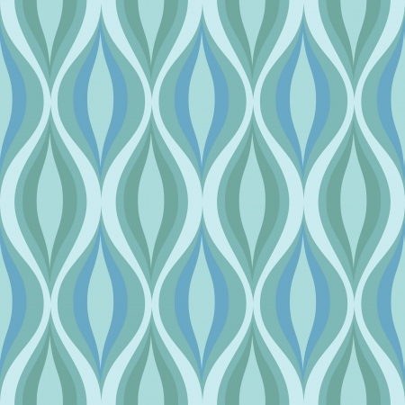 wave pattern: Abstract geometric seamless background