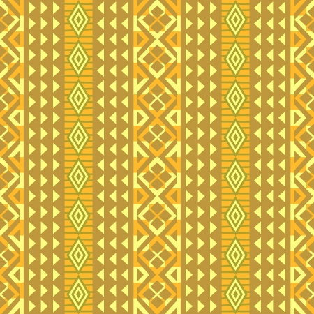 African geometric pattern,  seamless background Stock Vector - 17375763