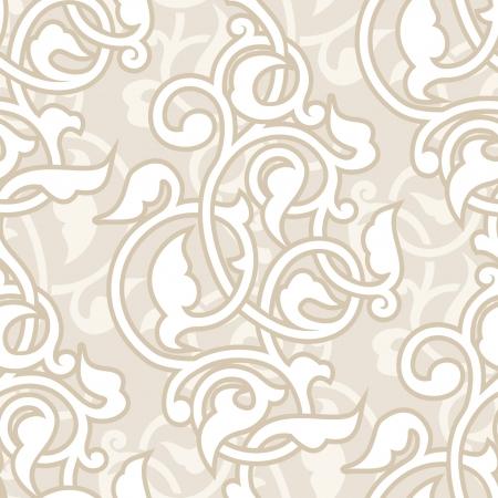 Oosterse sier naadloze patroon Stock Illustratie
