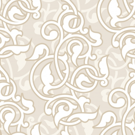 Oriental ornamental seamless pattern Vector