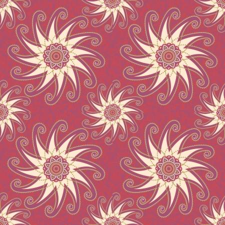 persia: Ethnic ornamental pattern