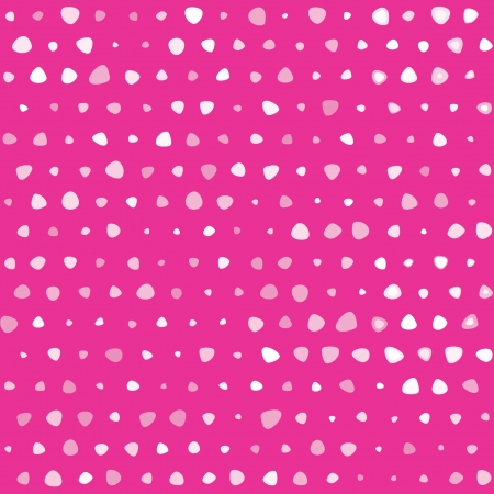 magenta decor: Abstract dotted background