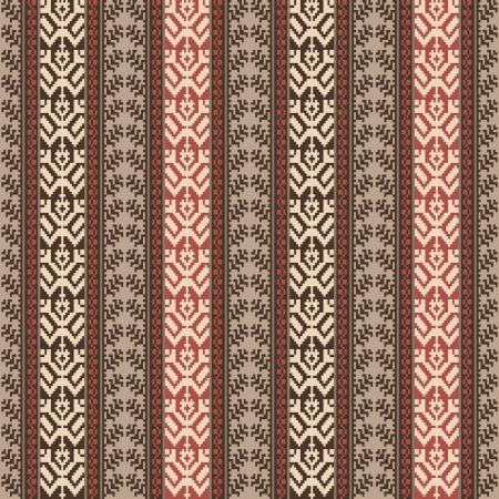 tela algodon: Textile seamless pattern popular fondo ornamental