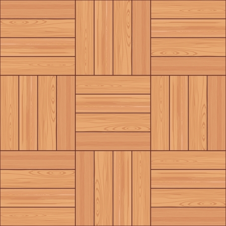Wooden texture parquet floor  seamless pattern Stock Vector - 19012480