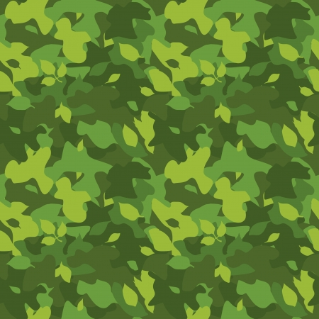 nato: Camouflage seamless background Illustration