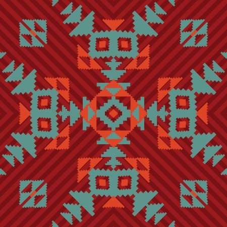 Tribal oranment Vector