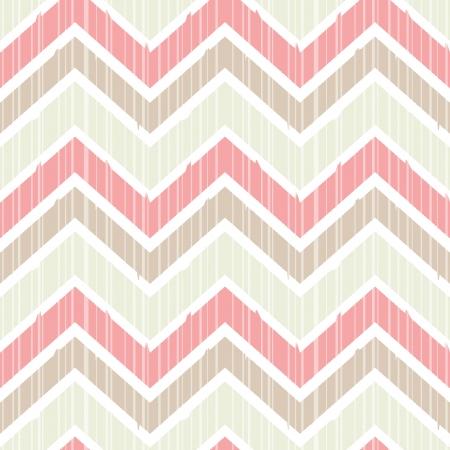 Seamless chevron pattern in light pastel colors