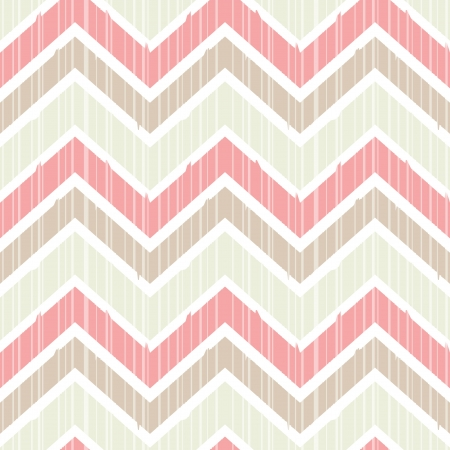 Seamless chevron pattern in light pastel colors
