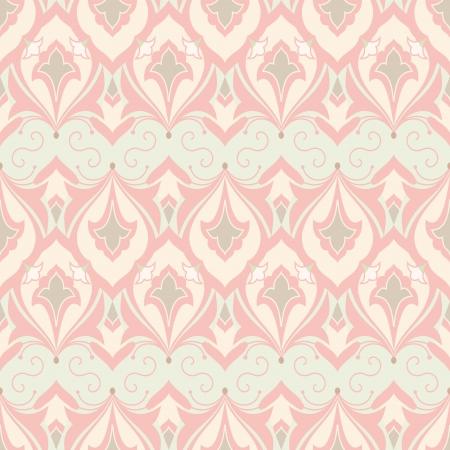 Decorative ornamental seamless pattern Stock Vector - 23660413