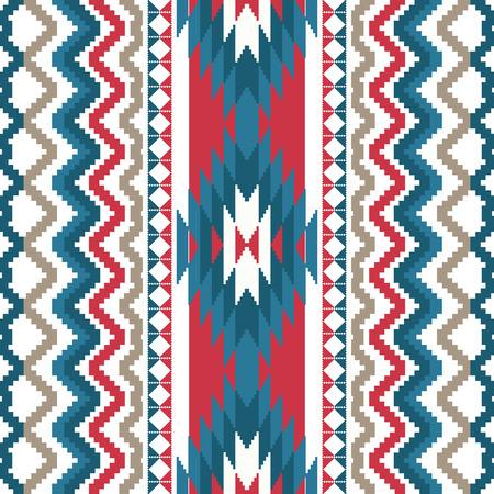 Etnia tessile senza soluzione di sfondo