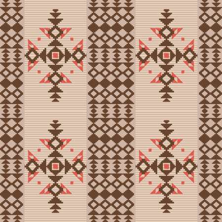 etnic: Etnic seamless pattern