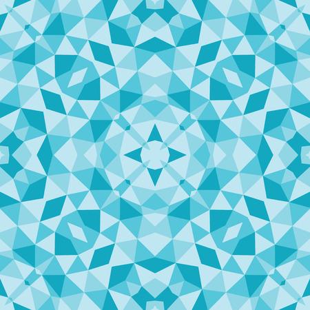 kaleidoscopic: Abstract kaleidoscopic background