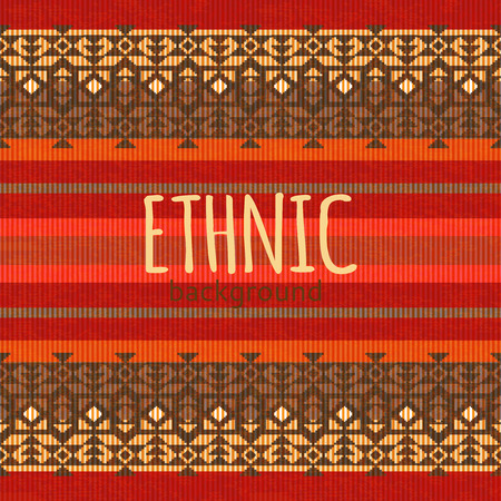 african fashion: Abstract background in ethnic style