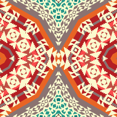 kaleidoscopic: Abstract kaleidoscopic pattern