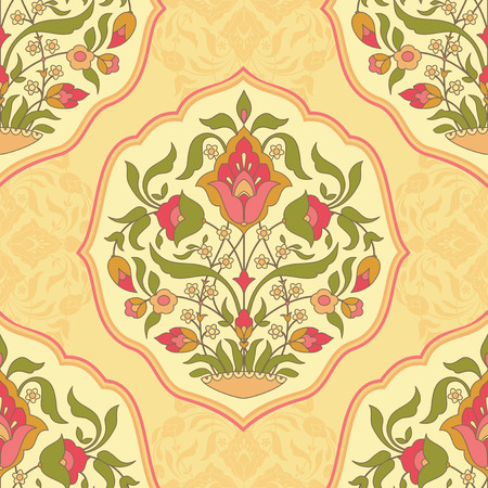 Ornamental floral pattern
